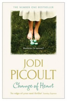 Change of heart av Jodi Picoult (Heftet)