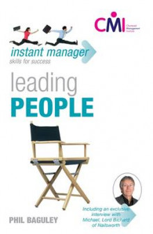 Leading People av Phil Baguley (Heftet)