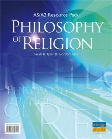 AS/A2 Philosophy of Religion Teacher Resource Pack av Sarah K. Tyler og Gordon Reid (Blandet mediaprodukt)