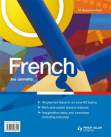 Omslag - A2 French Teacher Resource Pack (+CD)