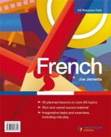 Omslag - AS French Teacher Resource Pack (+CD)