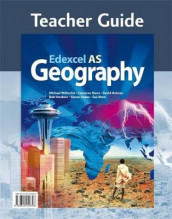 Edexcel AS Geography Teacher Guide (+CD) av Cameron Dunn, David Holmes, Bob Hordern, Simon Oakes, Sue Warn og Michael Witherick (Spiral)