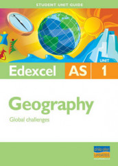 Edexcel AS Geography: Unit 1 av Cameron Dunn og Sue Warn (Heftet)