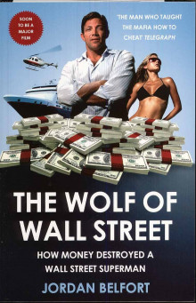 The Wolf of Wall Street av Jordan Belfort (Heftet)