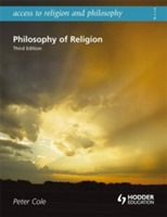 Access to Religion and Philosophy: Philosophy of Religion av Peter Cole (Heftet)