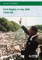 Access to History: Civil Rights in the USA 1945-68 av Vivienne Sanders (Heftet)