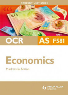 OCR Economics: Unit 581 av John Hearn og Tony Westaway (Heftet)