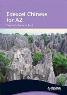 Edexcel Chinese for A2 Teacher's Resource Book: Teacher's Resource Book av Michelle Tate, Lisa Wang, Jin Cox, Jing Jing Zhao, Yan Burch, Cecily Lau, Xiuping Li, Xiaoming Zhu, Qiao Liang og Jiahua Liu (Blandet mediaprodukt)