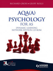 AQA(A) Psychology for AS Dynamic Learning av Richard Gross og Geoff Rolls (CD-ROM)