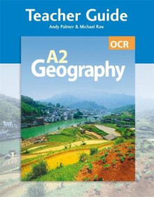 OCR A2 Geography Teacher Guide (+ CD) av Andy Palmer (Spiral)