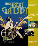 Omslag - AS/A Level English Literature: The Great Gatsby: Teacher Resource Pack