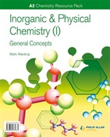A2 Chemistry: Inorganic & Physical Chemistry (I): General Concepts Resource Pack av Mark Wardrop (Blandet mediaprodukt)