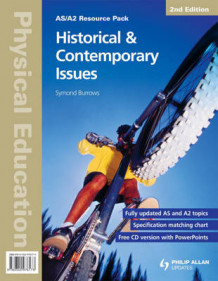 AS/A2 Physical Education: Historical & Contemporary Issues Resource Pack av Symond Burrows (Spiral)
