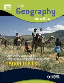 GCSE Geography for WJEC A Option Topics av Andy Owen, Dirk Sykes, Glyn Owen, Andy Leeder og Cathie Brooks (Heftet)