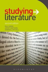 Omslag - Studying Literature