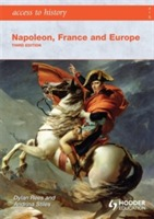 Access to History: Napoleon, France and Europe av Dylan Rees og Andrina Stiles (Heftet)