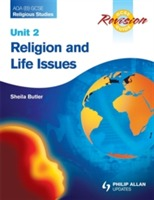 AQA (B) GCSE Religious Studies Revision Guide Unit 2: Religion and Life Issues av Sheila Butler (Heftet)