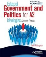 Edexcel Government & Politics for A2: Ideologies av Neil McNaughton (Heftet)