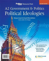 Omslag - A2 Government & Politics: Political Ideologies Resource Pack