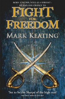 Fight for freedom av Mark Keating (Heftet)