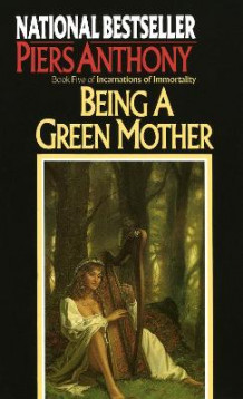Being a Green Mother av Piers Anthony (Heftet)