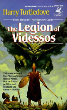 Legion of Videssos av Harry Turtledove (Heftet)