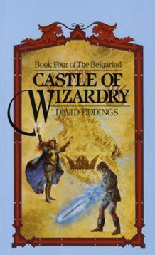 Castle of Wizardry av David Eddings (Heftet)