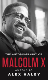 Omslag - The Autobiography of Malcolm X