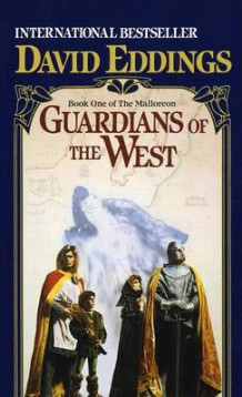 Guardians of the West av David Eddings (Heftet)