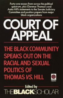 Court of Appeal # av Black Scholar (Heftet)