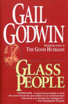 Glass People: Ballentine Books Edition av Gail Godwin (Heftet)