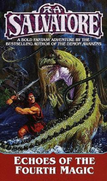 Echoes of the Fourth Magic av R. A. Salvatore (Heftet)