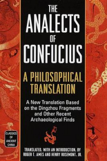 Analects of Confucius av Roger Ames (Heftet)