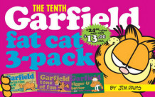 Garfield Fat Cat: Pack of 3 av Jim Davis (Heftet)