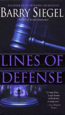 Lines of defense av Barry Siegel (Heftet)