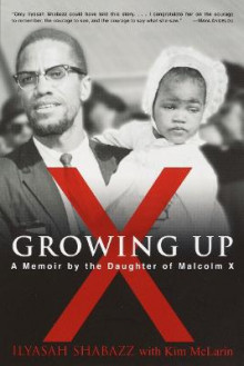 Growing Up X av Ilyasah Shabazz og Kim McLarin (Heftet)