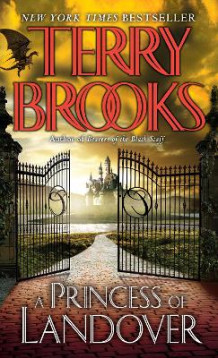 A princess of Landover av Terry Brooks (Heftet)
