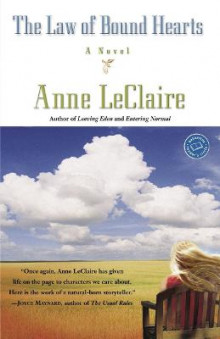 The Law of Bound Hearts av Anne LeClaire (Heftet)
