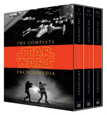 Complete Star Wars Encyclopedia av Stephen J. Sansweet (Innbundet)
