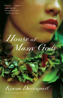 House of Many Gods av Kiana Davenport (Heftet)