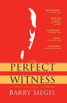 The Perfect Witness av Barry Siegel (Heftet)
