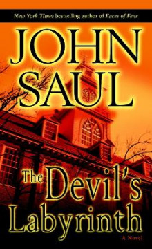The Devil's Labyrinth av John Saul (Heftet)