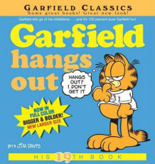 Garfield Hangs Out av Jim Davis (Heftet)