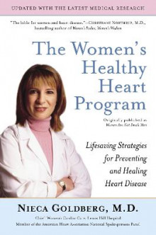 The Women's Healthy Heart Program av Nieca Goldberg (Heftet)