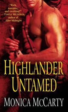 Highlander Untamed av Monica McCarty (Heftet)