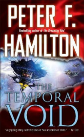 The Temporal Void av Peter F. Hamilton (Heftet)