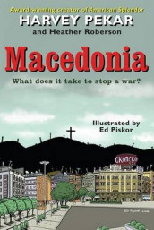 Macedonia av Harvey Pekar og Heather Roberson (Heftet)