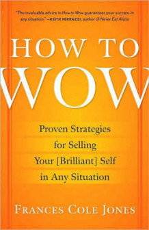 How to Wow av Frances Cole Jones (Heftet)