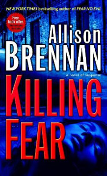 Killing Fear av Allison Brennan (Heftet)