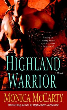 Highland Warrior av Monica McCarty (Heftet)